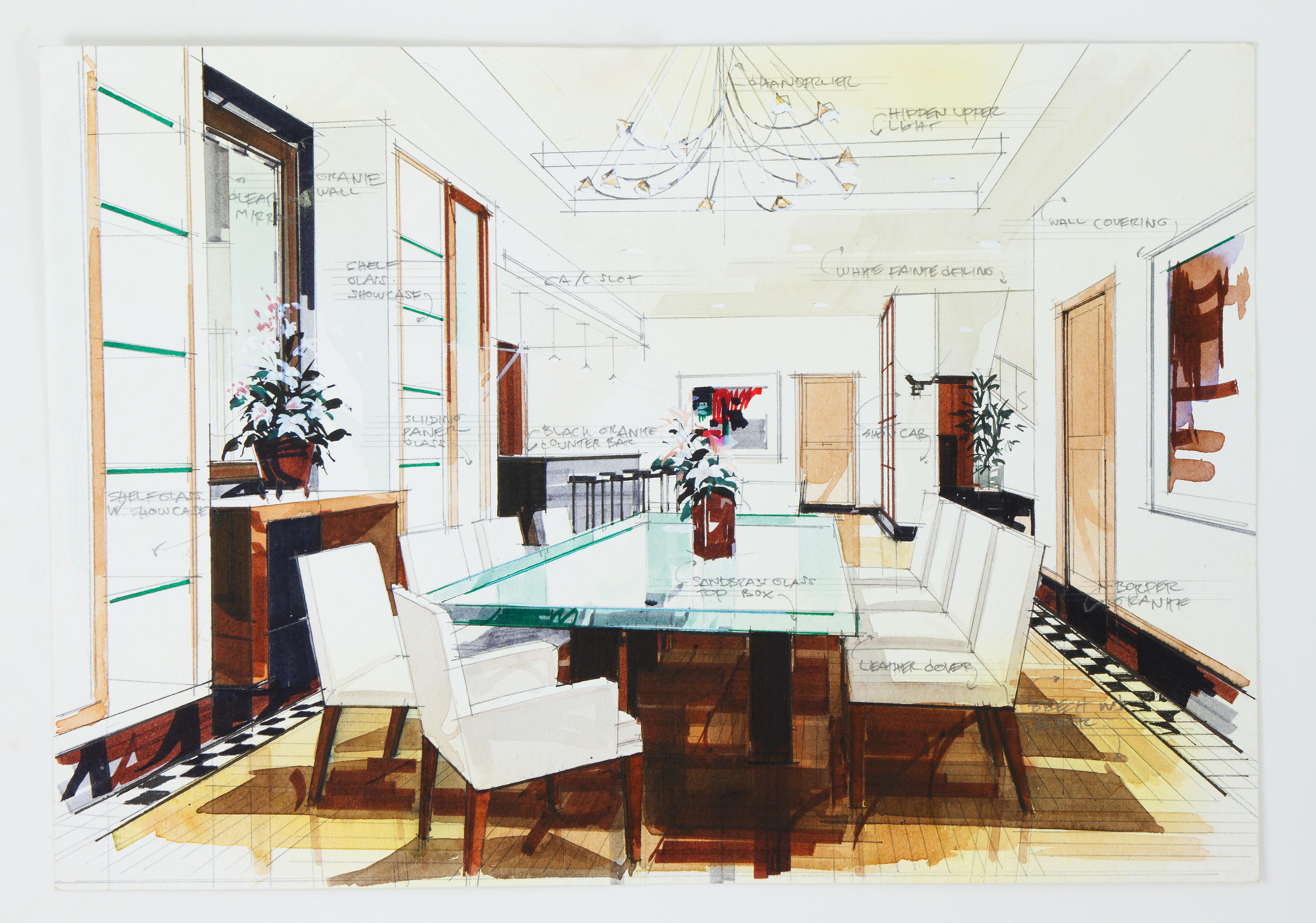 Domo intel diy home improvements for Interior design dining room 2015
